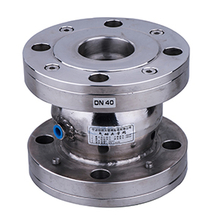 Pneumatic Normally Closed Pinch Valve